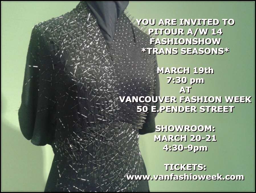 Pitour: Einladung 